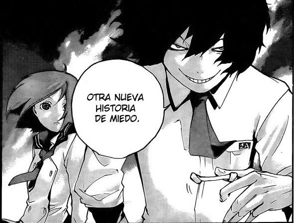 Capítulo 2: Tras resolver el caso de Mika-chan, Yotsuya y Makoto ...
