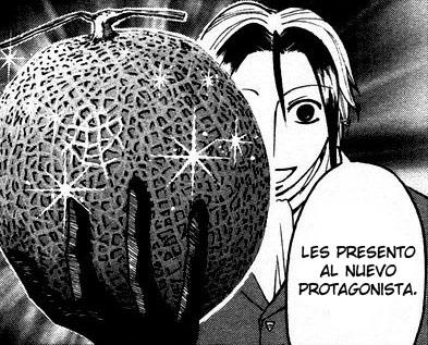 El melón gigante.